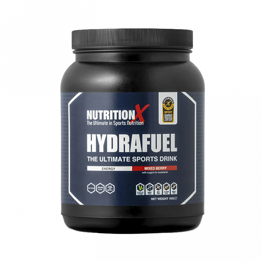 HydraFuel Isotonic Sports Drink (1kg)