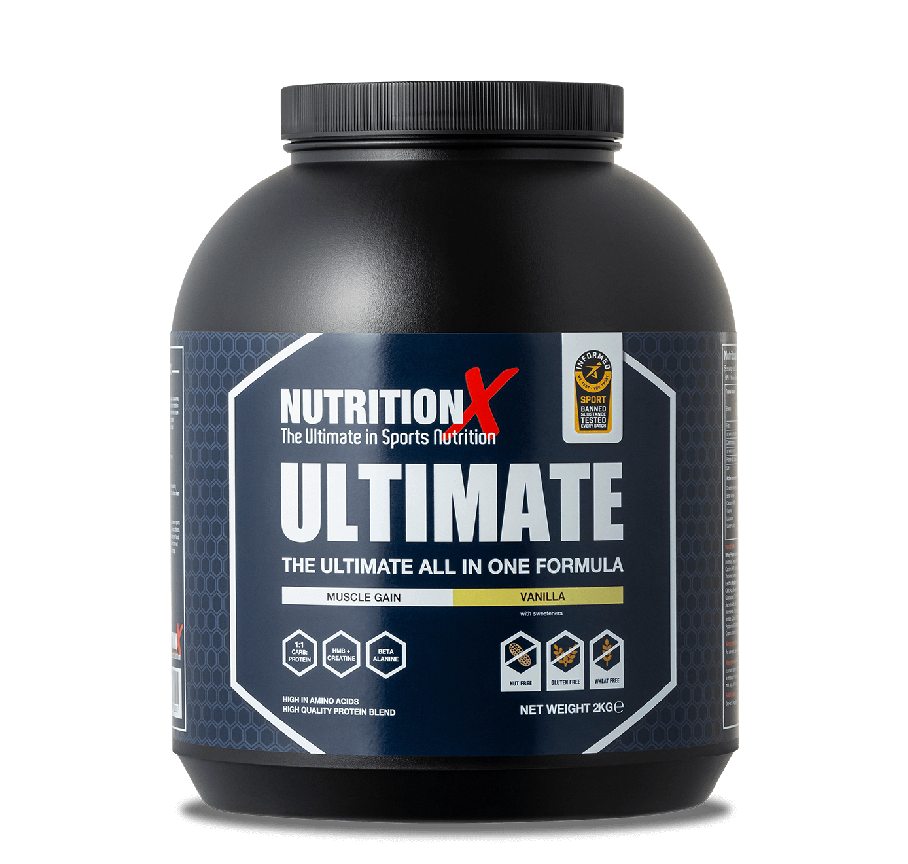 Ultimate All-in-One Protein Shake (2kg)