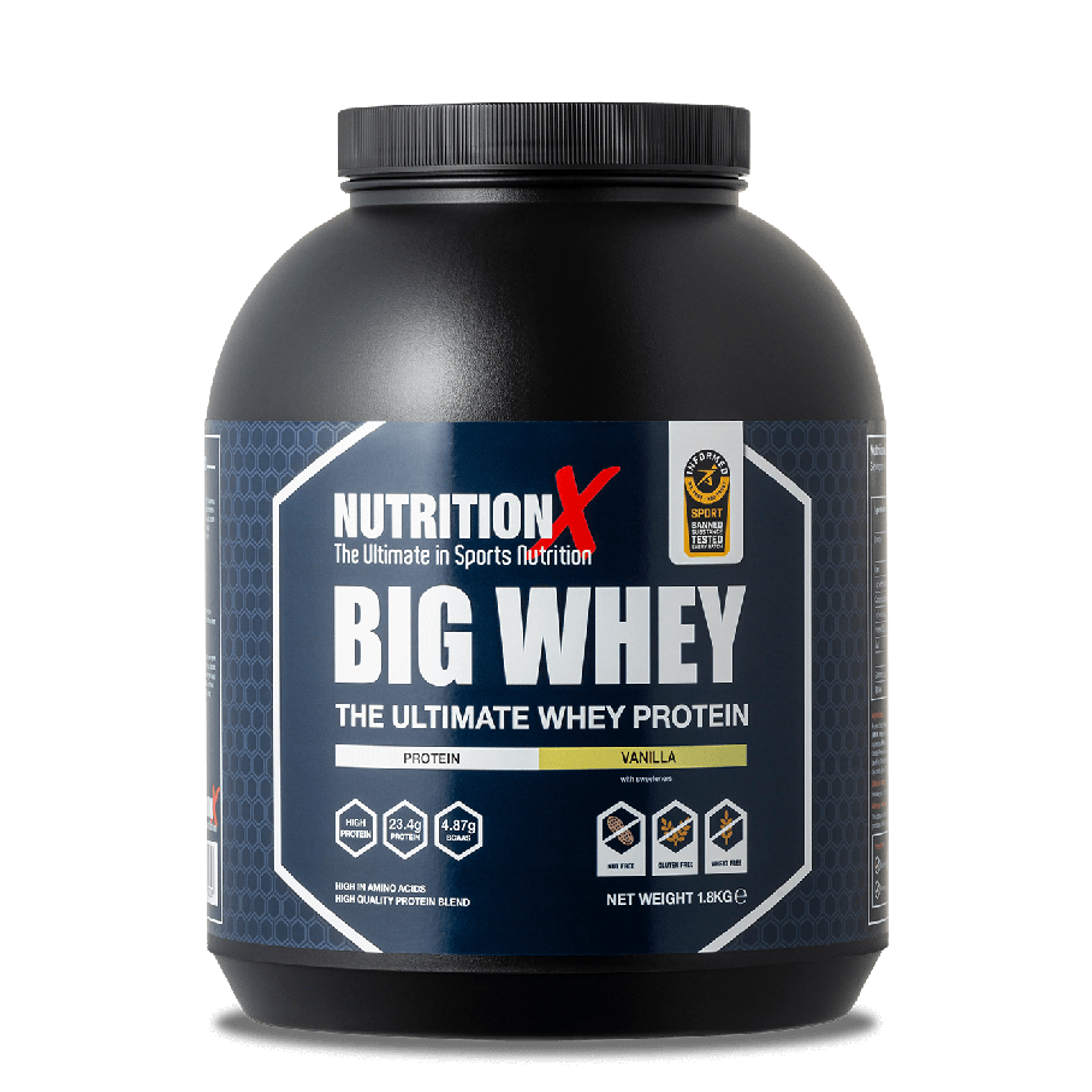 Big Whey (1.8KG)