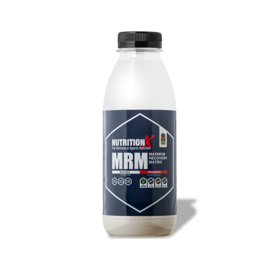 MRM Muscle Recovery Ready-Made Drink - Shake & Take (15 x 100g)