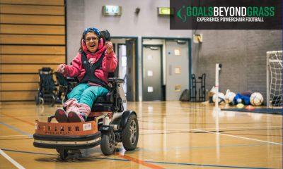 Goals Beyond Grass Chosen as Our 2020 Charity