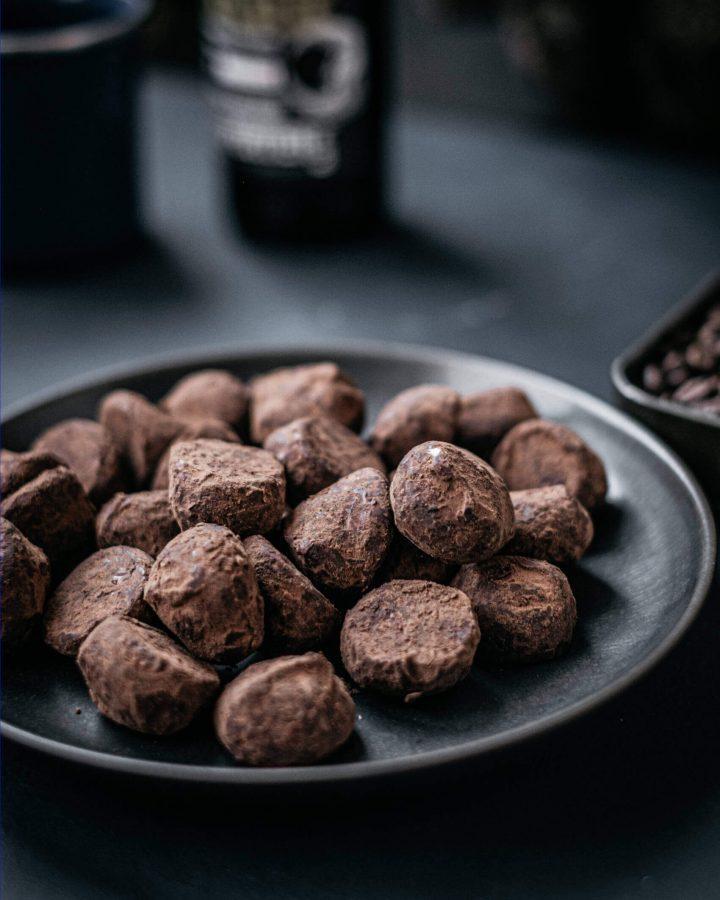 Chocolate Protein Truffles