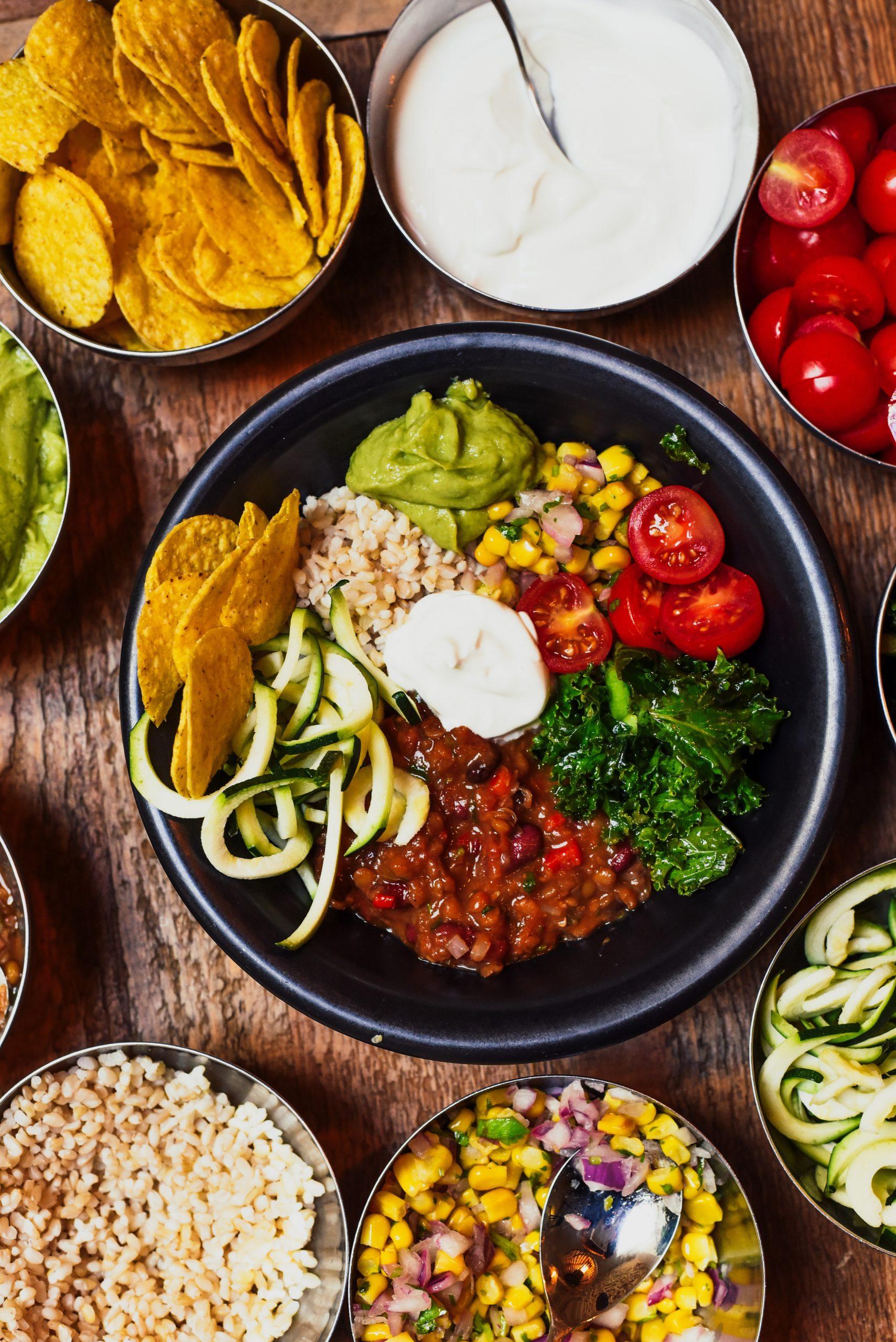 A Practical Vegan Meal Plan