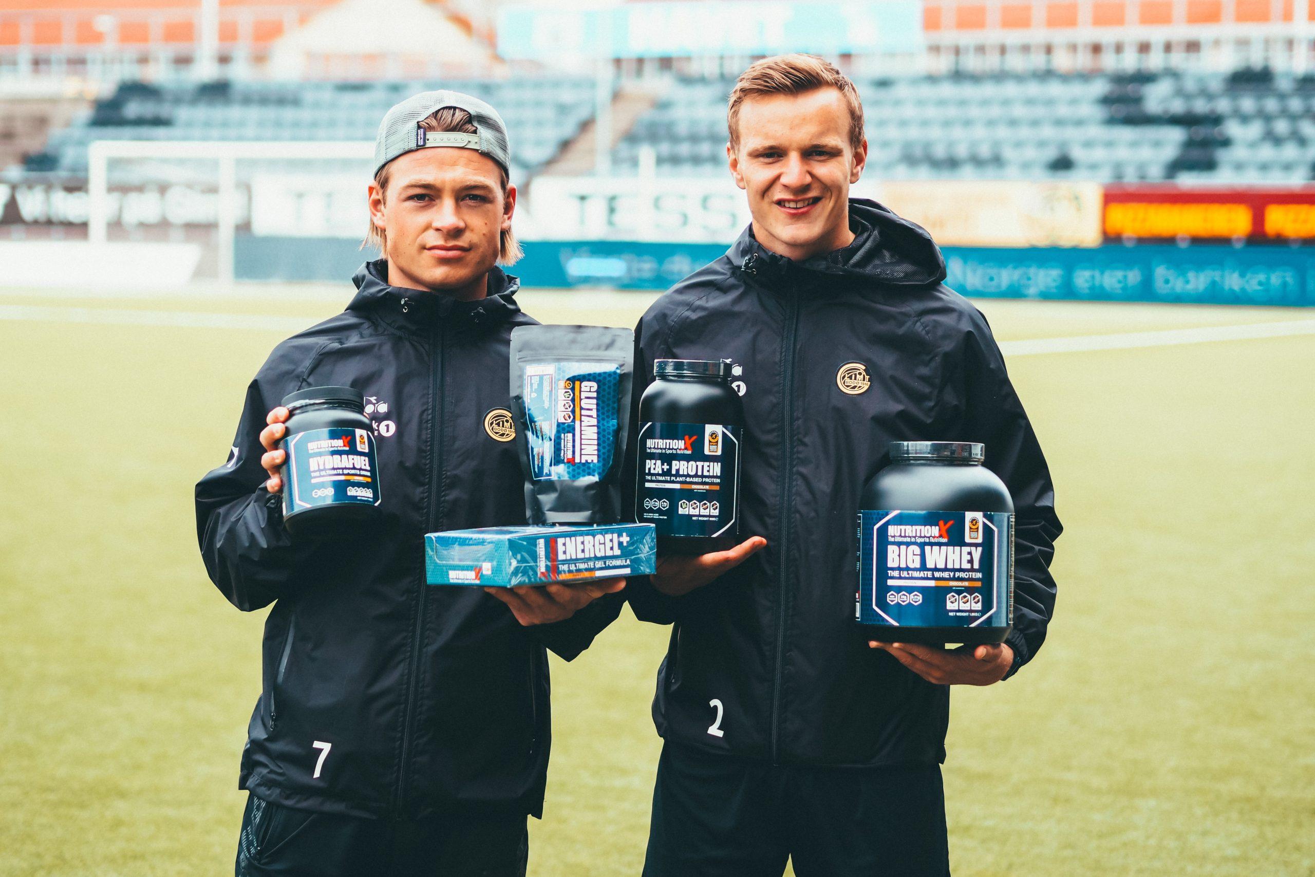 Nutrition X Proud to Fuel Norwegian Champions FK Bodø/Glimt